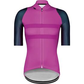 Etxeondo Garaia Jersey Korte Mouwen Dames, pink/petrol